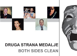 Druga strana medalje / Both sides clean