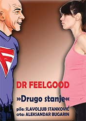 Edukativni strip: Doctor Feelgood u epizodi Drugo stanje